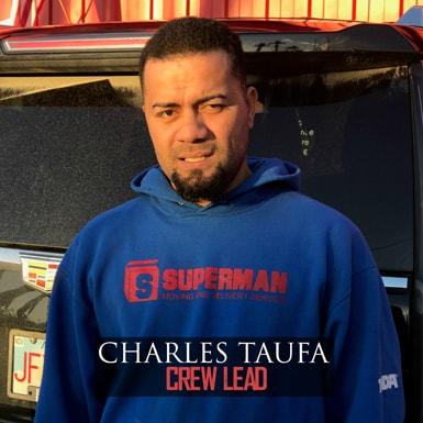 Superman Moving & Storage Charles
