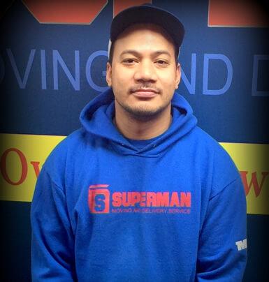 Superman Moving & Storage Service Abel