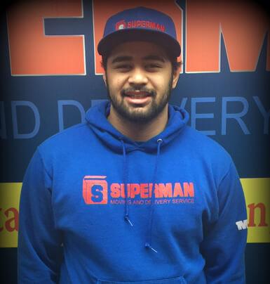 Superman Moving & Storage Service Alex