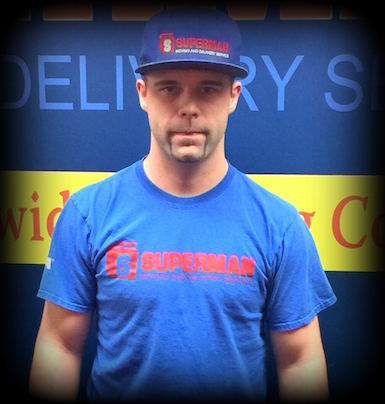 Superman Moving & Storage Service Chad-Crew Lead
