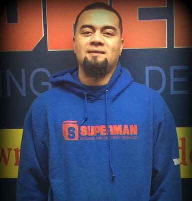 Superman Moving & Storage Service Charles