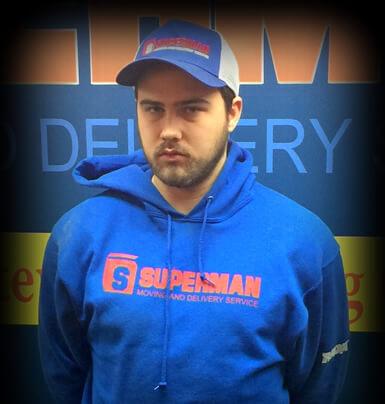 Superman Moving & Storage Service Jeff