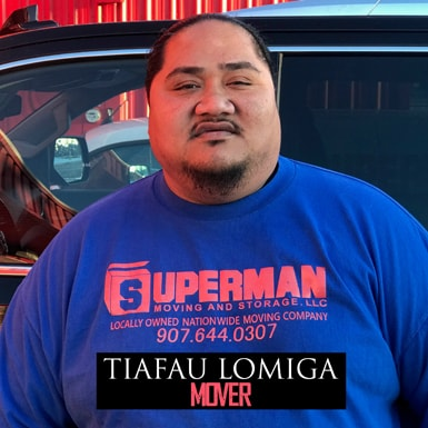 Superman Moving & Storage Tiafu