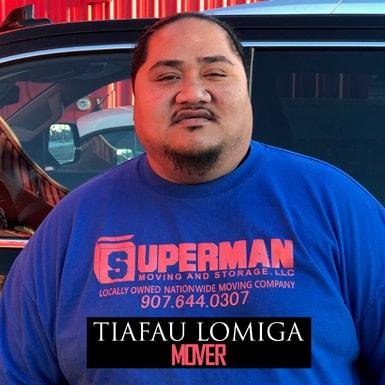 Superman Moving & Storage Tiafu