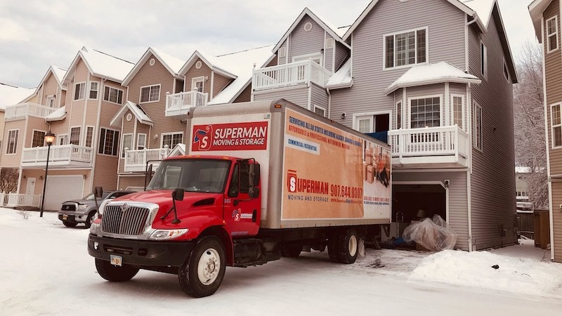 Alaska Moving Services