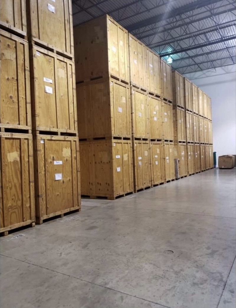Superman Moving and Storage 30000 Square Foot Storage Facility Anchorage Alaska
